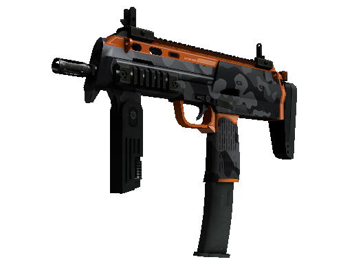 MP7 Urban Hazard