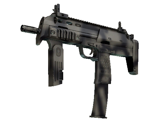 MP7 Scorched