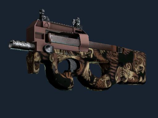 P90 Tiger Pit