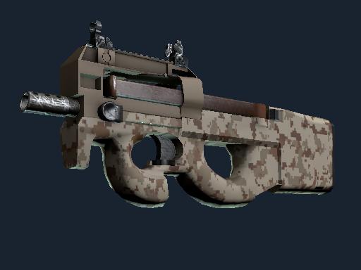 P90 Desert DDPAT