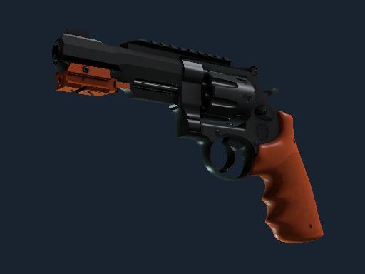 R8 Revolver Nitro