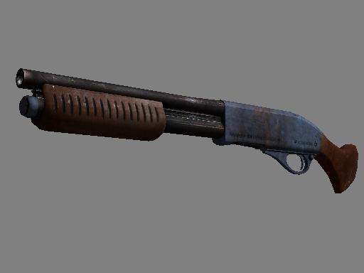 Sawed-Off Rust Coat
