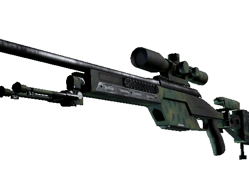 SSG 08 Jungle Dashed
