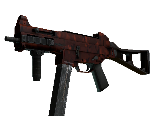 UMP-45 Full Stop