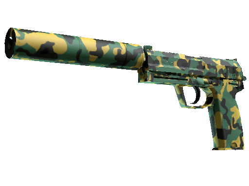 USP-S Overgrowth