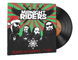 StatTrak™ MusicKit | Midnight Riders, All I Want for Christmas