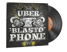Troels+Folmann%2C+Uber+Blasto+Phone