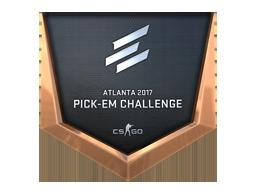 Atlanta 2017 Pick 'Em Challenge Bronze