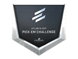 Atlanta 2017 Pick 'Em Challenge Silver