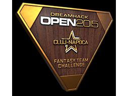 DreamHack Cluj-Napoca 2015 Fantasy Team Bronze