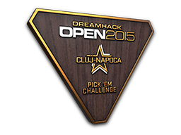 DreamHack Cluj-Napoca 2015 Pick 'Em Challenge Bronze