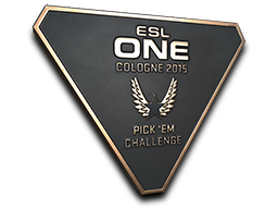 Bronze Cologne 2015 Pick'Em Trophy