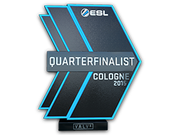 ESL One Cologne 2015 CS:GO Quarterfinalist