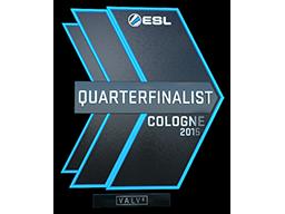 ESL One Cologne 2015 CS:GO Quarterfinalist
