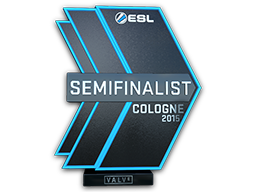 ESL One Cologne 2015 CS:GO Semifinalist