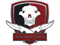 Collectible Pin - Bloodhound