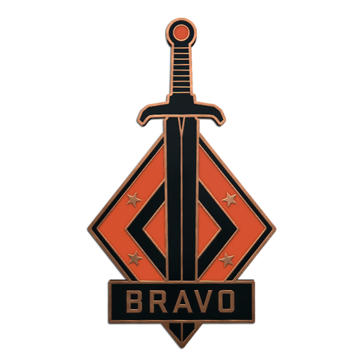 Bravo+Pin
