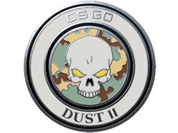 Collectible Pin - Dust II