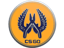 Commodity Pin - Guardian 2