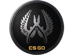 Commodity Pin - Guardian Elite