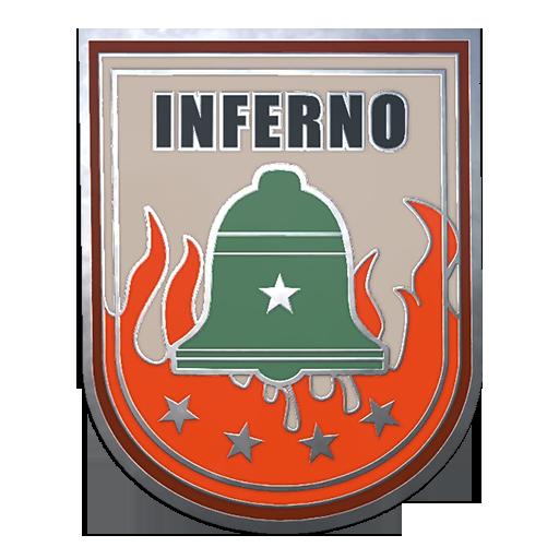 Inferno+Pin