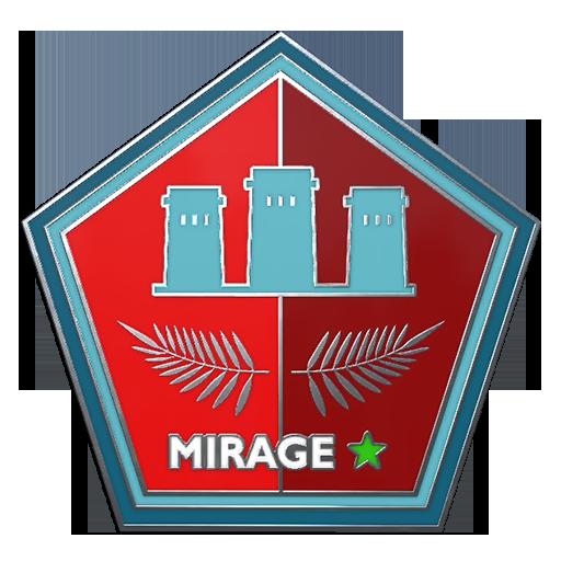 Mirage+Pin