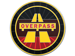 Collectible Pin - Overpass