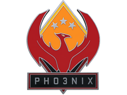 Commodity Pin - Phoenix