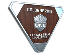 Cologne 2016 Fantasy Team Challenge Silver