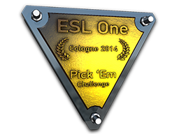 ESL One Cologne 2014 Pick 'Em Challenge Gold