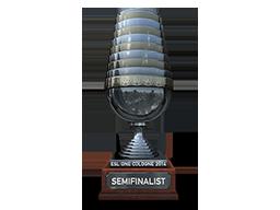 ESL One Cologne 2014 CS:GO Semifinalist