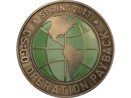 Community Season One Spring 2013 Coin 1