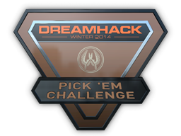 DreamHack Winter 2014 Pick 'Em Challenge Bronze