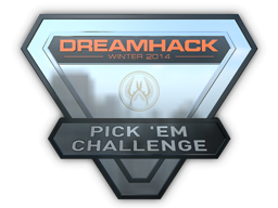 DreamHack Winter 2014 Pick 'Em Challenge Silver