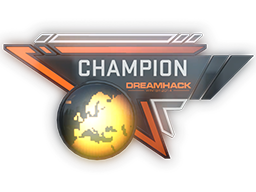 DreamHack Winter 2014 CS:GO Champion