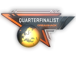 DreamHack Winter 2014 CS:GO Quarterfinalist