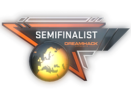 DreamHack Winter 2014 CS:GO Semifinalist