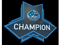 ESL One Katowice 2015 CS:GO Champion