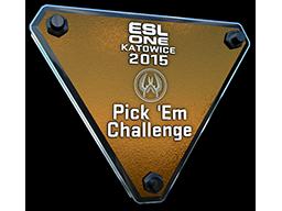 ESL One Katowice 2015 Pick 'Em Challenge Bronze