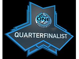 ESL One Katowice 2015 CS:GO Quarterfinalist