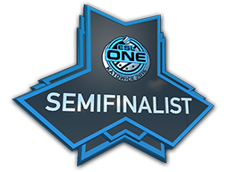ESL One Katowice 2015 CS:GO Semifinalist