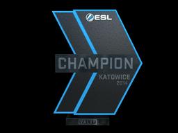 EMS One Katowice 2014 CS:GO Champion