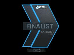 EMS One Katowice 2014 CS:GO Finalist