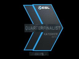 EMS One Katowice 2014 CS:GO Quarterfinalist