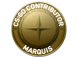 Marquis Map Coin