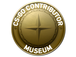 Museum Map Coin