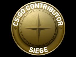 Siege Map Coin