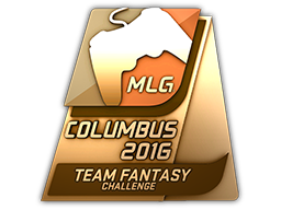 MLG Columbus 2016 Fantasy Team Bronze