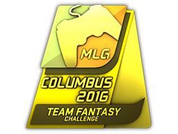 MLG Columbus 2016 Fantasy Team Gold