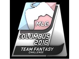 MLG Columbus 2016 Fantasy Team Silver
